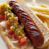 Ballpark Hot Dogs (Vegan)