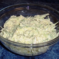 Bam's Creamy Cole Slaw