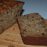 Banana Coconut Pecan Bread