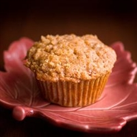 Banana Crumb Muffins