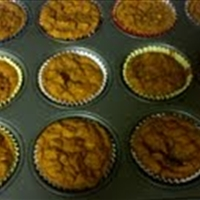 Banana Pumpkin Bread or Muffins