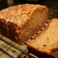 Bananas Foster Bread