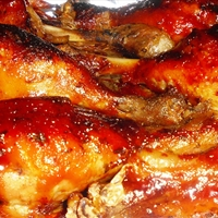 Barbeque Chicken