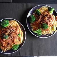 Basic Spaghetti Bolognese