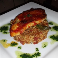 Basmati Spanish Style Rice & Spiced Chicken Breast