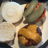 BBQ Burgers