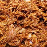 BBQ Pulled pork in the Crock Pot