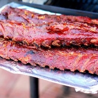 Bbq Ribs 1991 World Bbq Contest Winner memphis In May
