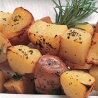 BBQ Rosemary Potatoes