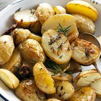 BBQ Rosemary Potatoes