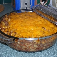 Beef Macaroni Casserole