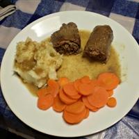 Beef Rouladen (ricks)