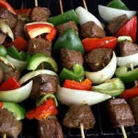 Beef Shish Kabobs