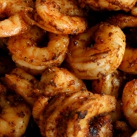 Beer Boiled Gulf Shrimp