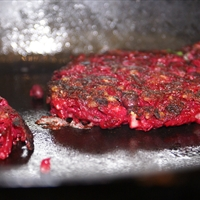 Beet & Bean Burger (Northstar Burger)