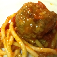 Bestest Easiest Meatballs