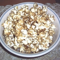 Best Ever Caramel Corn