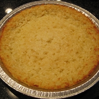 Best Ever Coconut Pie (Coconut Custard)