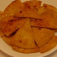 Betty's Spicy Flour Tortilla Crackers