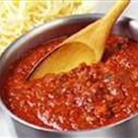 Big Batch Bolognese Sauce for Spaghetti or Lasagna