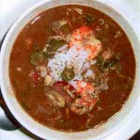 Big Jim's Seafood Gumbo