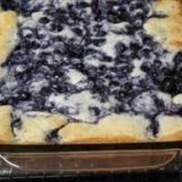 Bill's Blueberry Cobbler