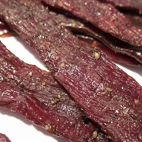 Bison Pepper Jerky