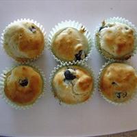 Bisquick Blueberry Muffins