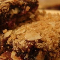 Blackberry Jam Bars