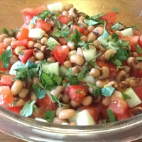 Blackeyed Pea Salad