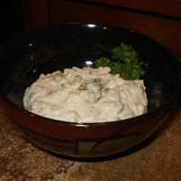 Blue Cheese Yogurt Dressing
