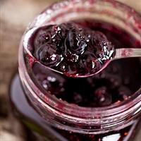 Blueberry-Lemon Jam