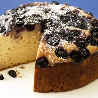 Blueberry Yoghurt Cake