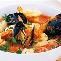 Bouillabaisse Mditerrane