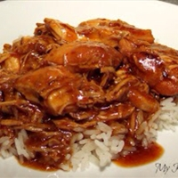 Bourbon crack chicken