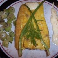 Bourride of Mahi Mahi with Garlic Mayonnaise