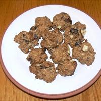 Breakfast Prune Cookies Recipe