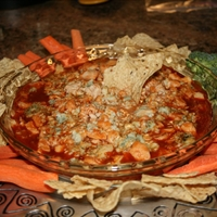 Brian's Buffalo Chicken Dip