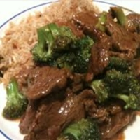 Broccoli Beef Stir-Fry