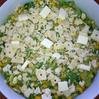 Broccoli-Corn Bake