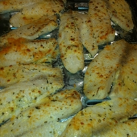 Broiled Tilapia with Parmesan and Herbs-Whole Foods