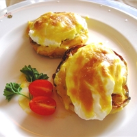 Brunch - Eggs Benedict