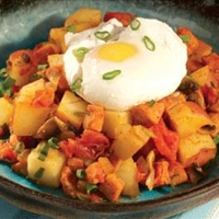 Brunch - Jorna's Skillet Breakfast