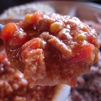 Crockpot Brunswick Stew