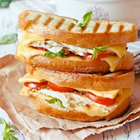 Bruschetta-style Grilled Cheese Sandwich (7)