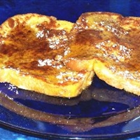 Bud's Cinnamon French Toast