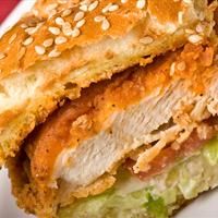 Buffalo Chicken Sandwiches