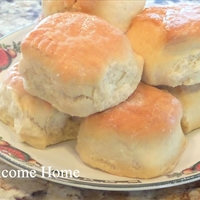 Butter Milk Biscuits