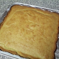 Buttermilk Corn Bread with Bacon and Green Onions