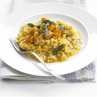 Butternut Squash & Sage Risotto